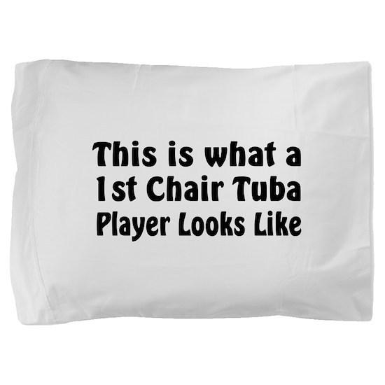 Tuba Master Pillow Sham
