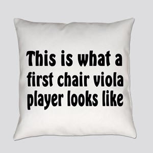 Viola Everyday Pillow
