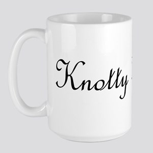 knotty knitter Mugs