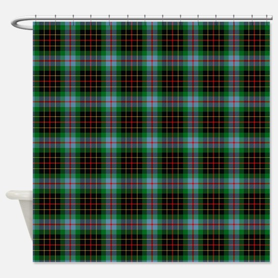 Brodie Hunting Scottish Tartan Shower Curtain