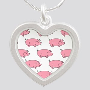 Field of Pigs Necklaces