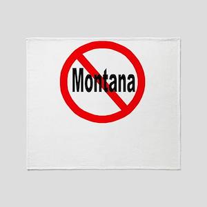 montana Throw Blanket