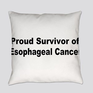 esophageal4 Everyday Pillow