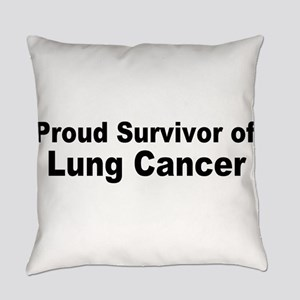 lung4 Everyday Pillow