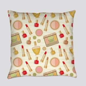 LIPSTICK Everyday Pillow