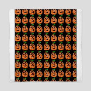 pumpkin pattern Queen Duvet