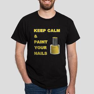 KEEP CALM... Dark T-Shirt