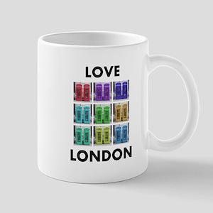Love London Mugs