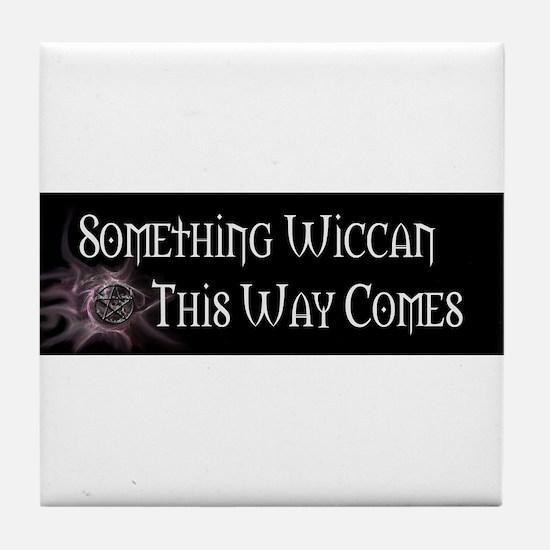 Pagan Pride Tile Coaster