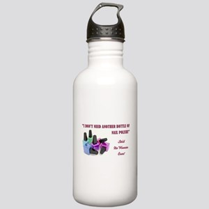 I DON'T NEED... Stainless Water Bottle 1.0L