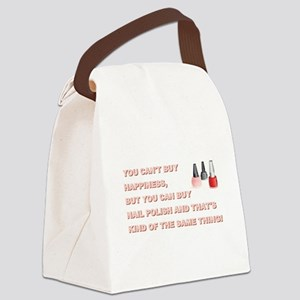 YOU CAN'T BUY... Canvas Lunch Bag