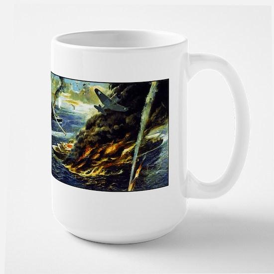 DiveBomber 2 Large Mug