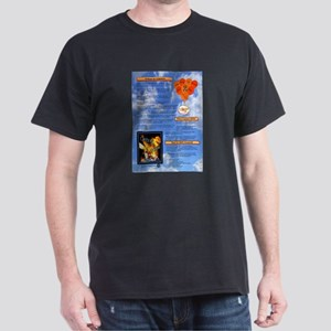 What is CRPS Balloons Blue Sky T-Shirt