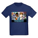 Chronokari Alpha Kids Dark T-Shirt B