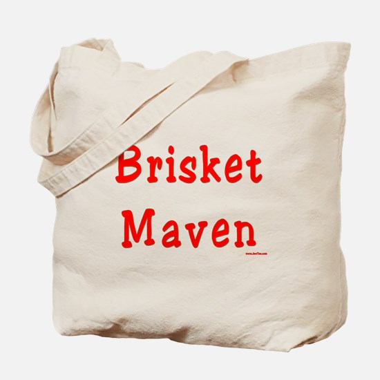 Brisket Maven Tote Bag