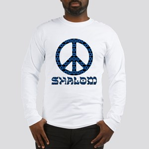 Peace Sign Long Sleeve T-Shirt