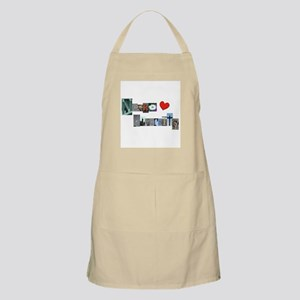 Autism Awareness: Loving Neurodiversity! Apron