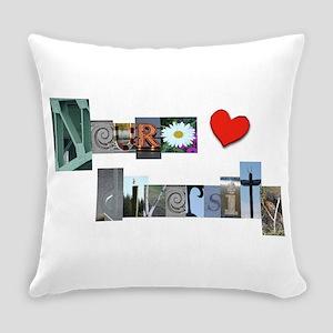 Loving Neurodiversity Everyday Pillow
