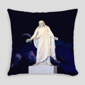 LDS Christus Everyday Pillow