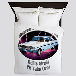 Ford Thunderbolt Queen Duvet