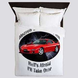 Mazda RX-7 Queen Duvet