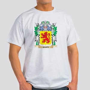 Curti Coat of Arms - Family Cres T-Shirt