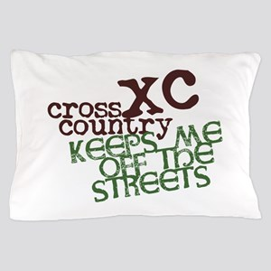 XC Keeps off Streets © Pillow Case