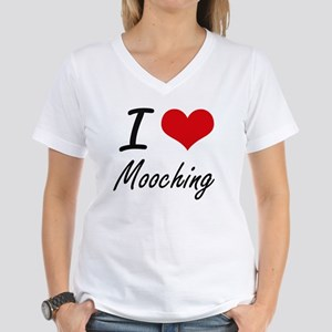 I Love Mooching T-Shirt