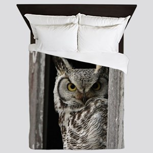 OWL Queen Duvet
