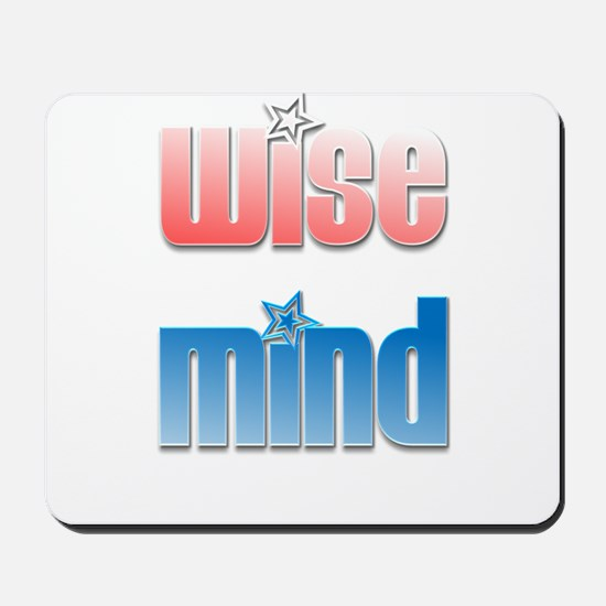 Wise Mind Mousepad