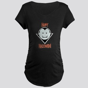 Count Smile Maternity Dark T-Shirt