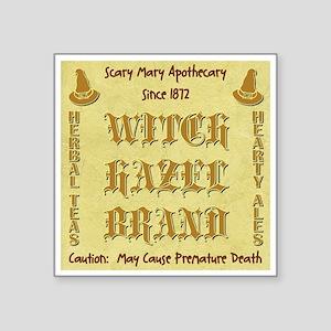 WITCH HAZEL TEA Sticker
