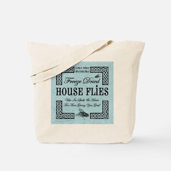HOUSE FLIES Tote Bag