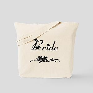 Classic Bride Tote Bag