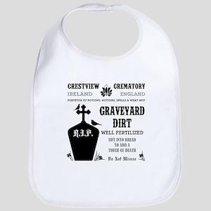 GRAVEYARD DIRT Bib