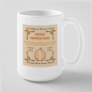 PUTRID PUMPKIN PUREE Mugs