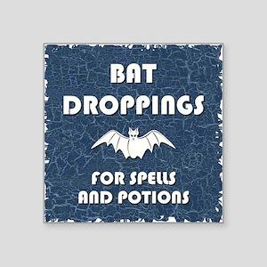 BAT DROPPINGS Sticker