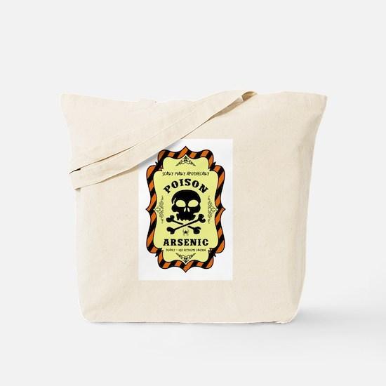 POISON ARSENIC Tote Bag