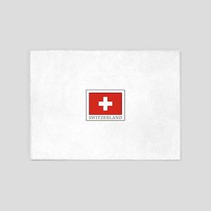 Switzerland 5'x7'Area Rug