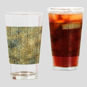 Vintage design Drinking Glass