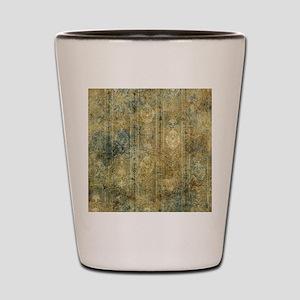 Vintage design Shot Glass