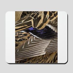 Mallard Wing Mousepad