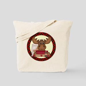 BAKING MOOSE Tote Bag