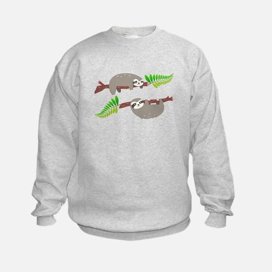 Sloths Shirt - Sloths Cute Funny T-Shir Sweatshirt