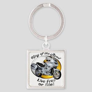 Moto Guzzi Norge 1200gt Square Keychain