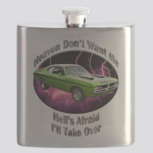 Dodge Demon 340 Flask