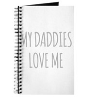 My Daddies Love Me Journal
