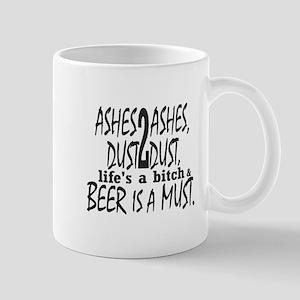 Beer is a Must Mugs