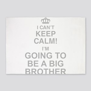 I Cant Keep Calm! Im Going To Be A Big Brother 5'x