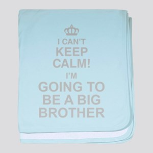 I Cant Keep Calm! Im Going To Be A Big Brother bab